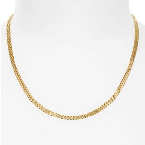 Madewell Simple Chain Necklace